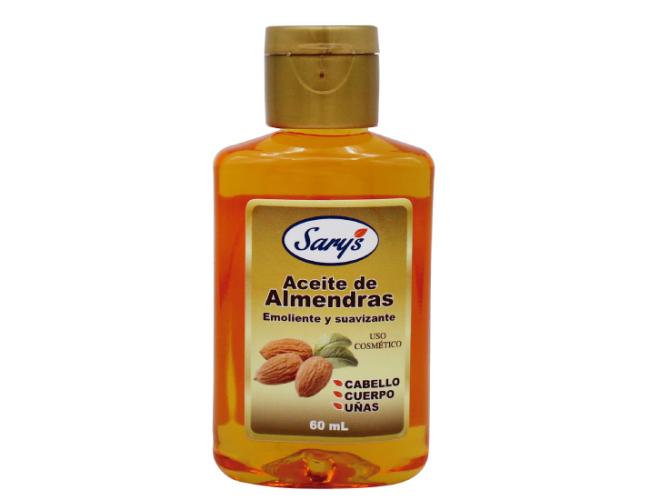SARYS ACEITE DE ALMENDRAS